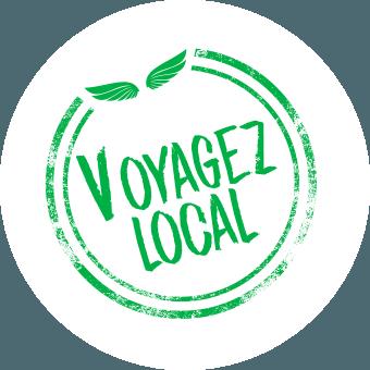 Voyagez local