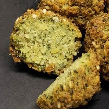 Falafels bio, végan et sans gluten